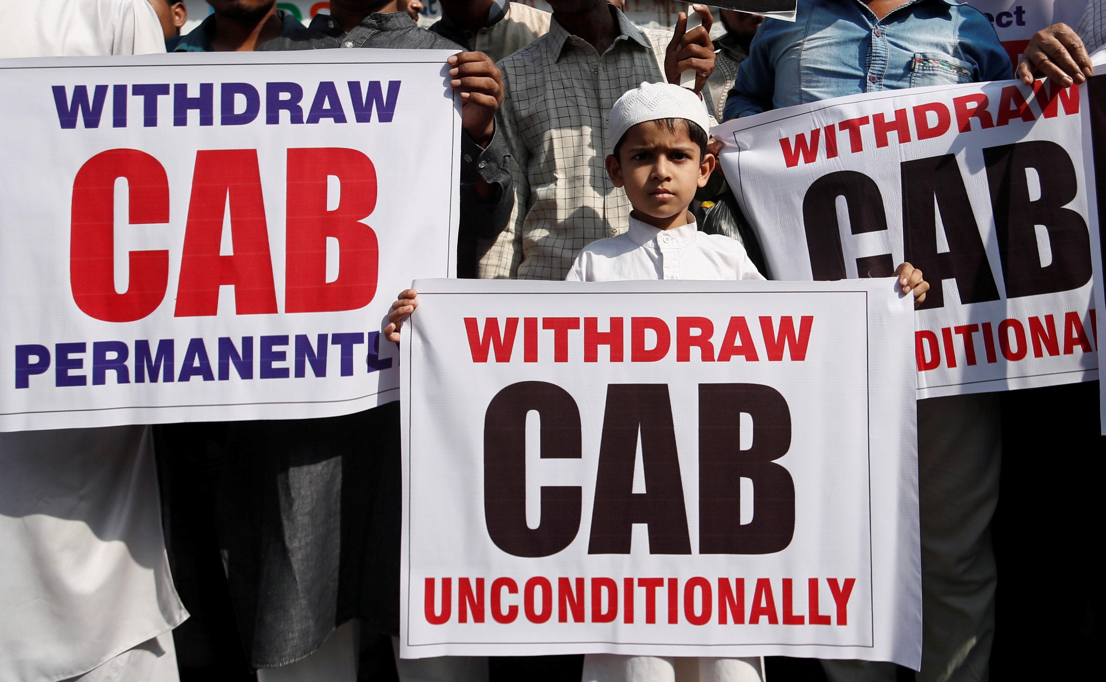 Clashes erupt in Delhi over citizenship law; PM Abe cancels visit