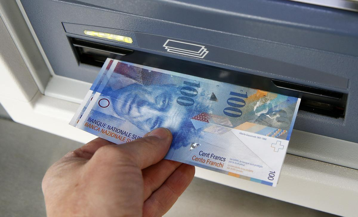Electronic Swiss franc? Not so fast, government says