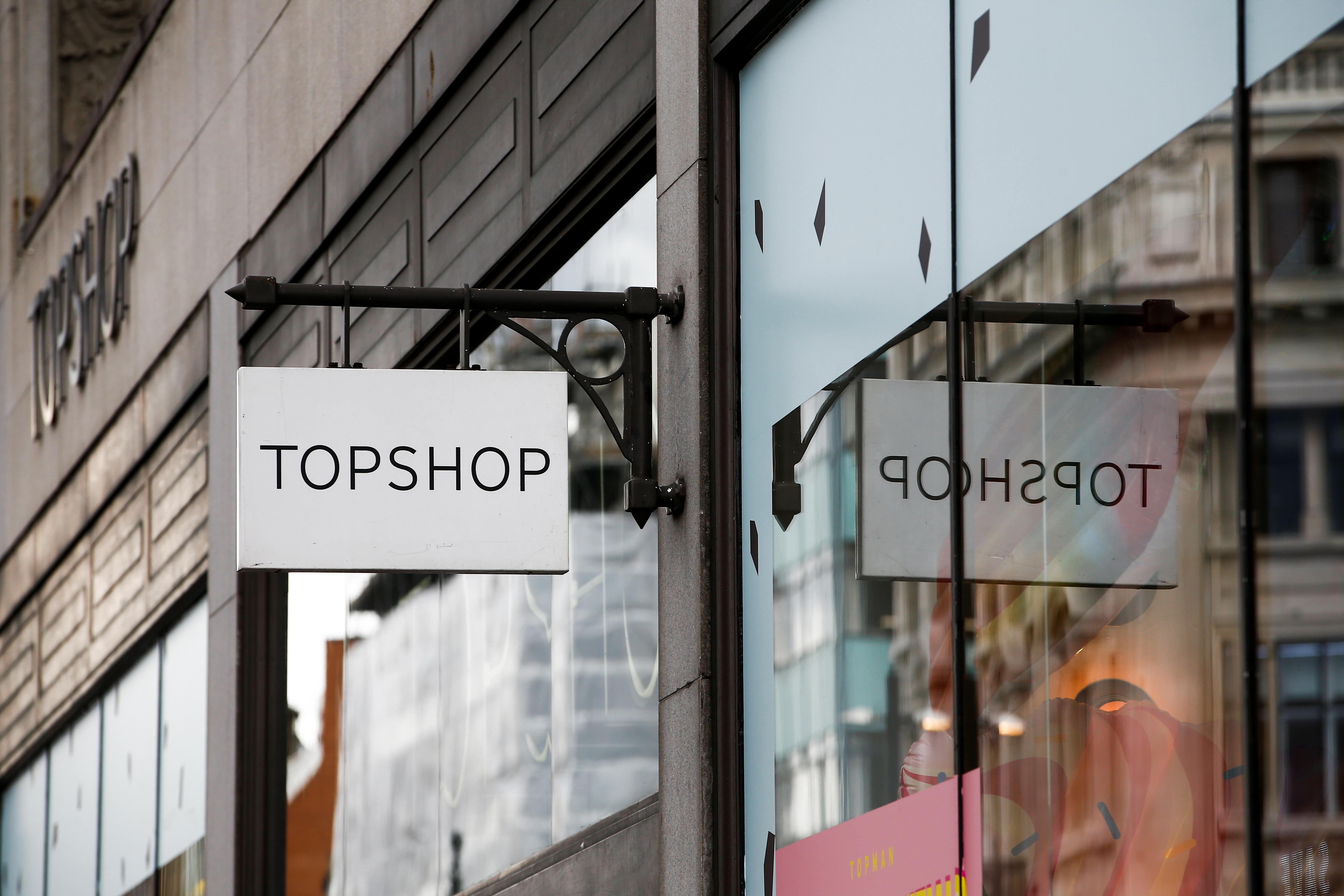 Philip Green's Arcadia secures £310 million loan refinancing on...