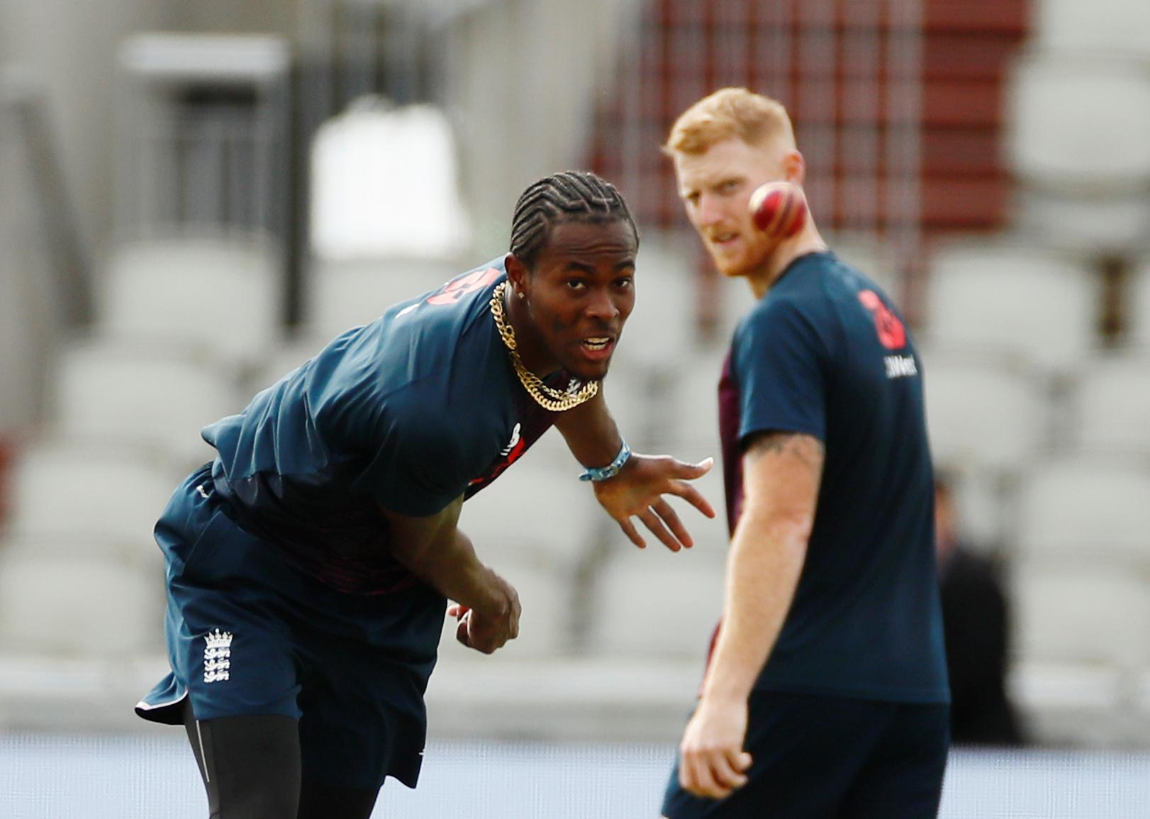 England's Archer, Stokes among players rested for South Africa ODIs
