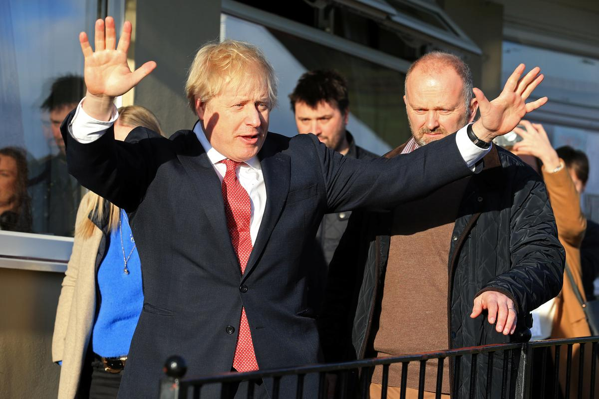 'I will repay your trust,' UK PM Johnson tells ex-Labour voters on...