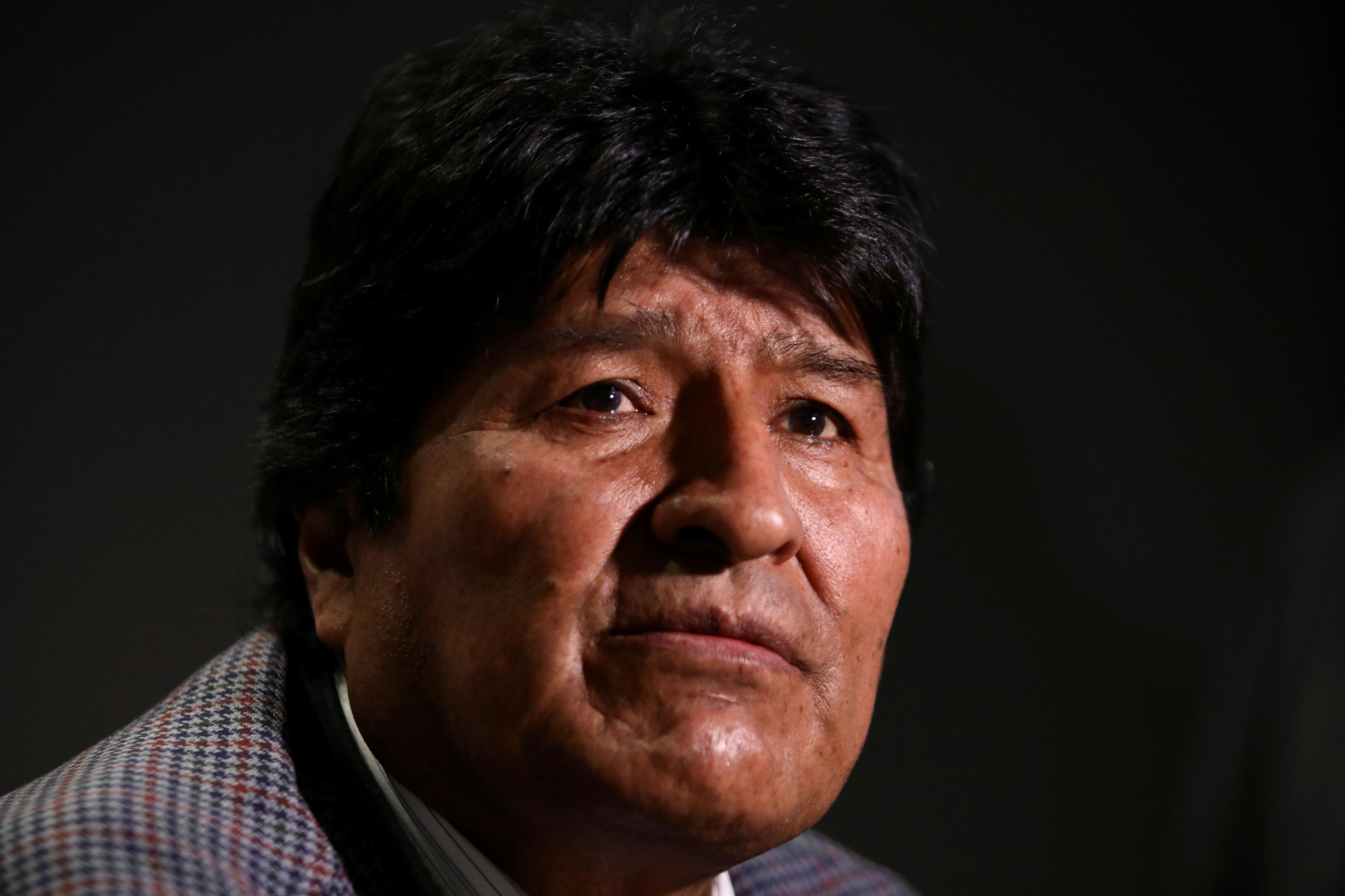 Bolivia's interim leader says arrest warrant to be issued against...