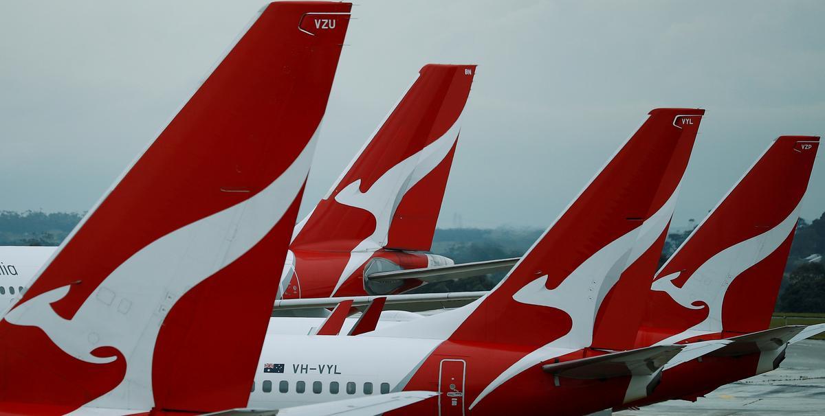 Qantas pondrá a bordo a la tripulación más experimentada en los vuelos más largos del mundo: fuentes thumbnail