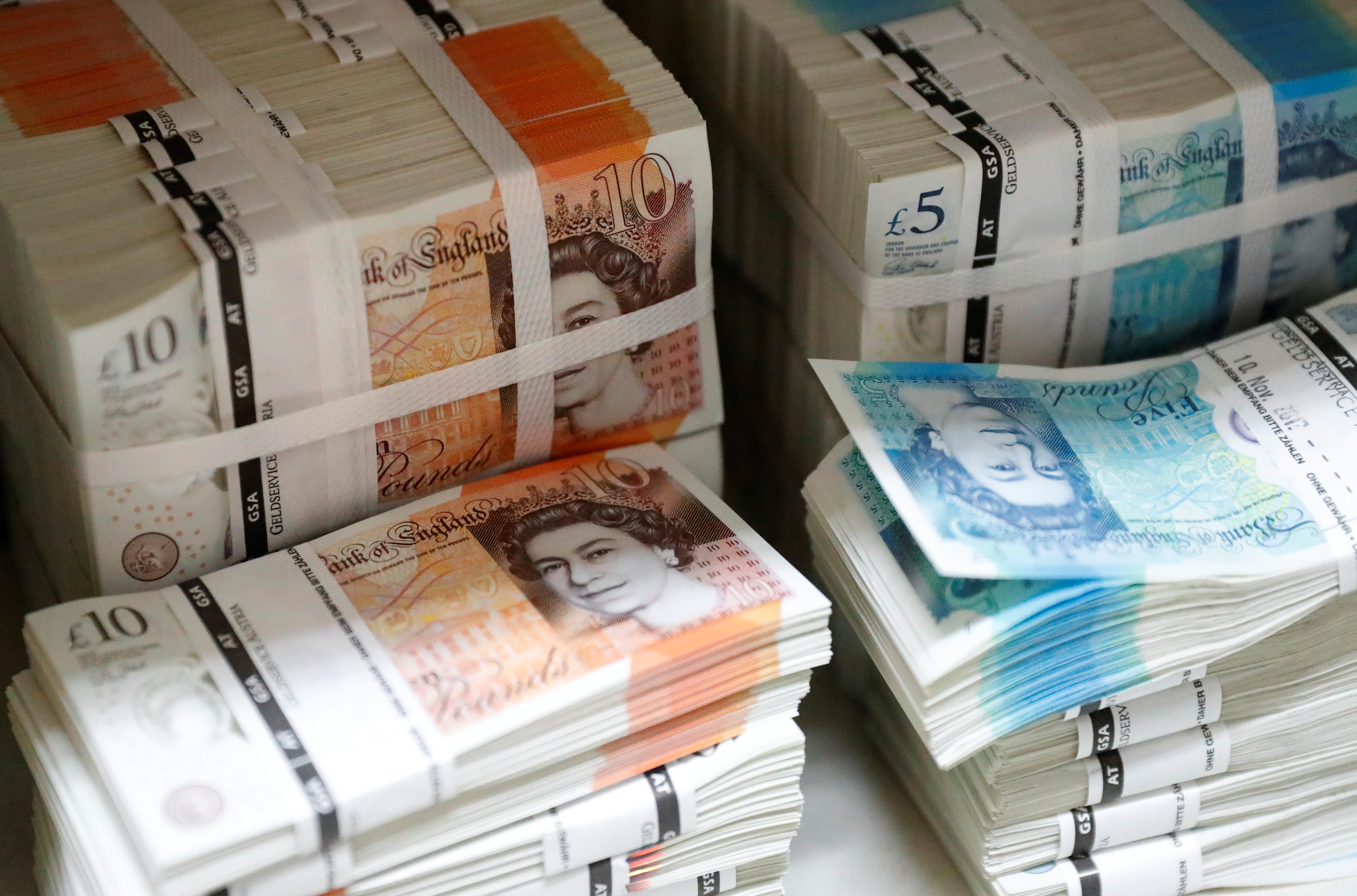 Sterling rises on post-election optimism; short positions lowest...
