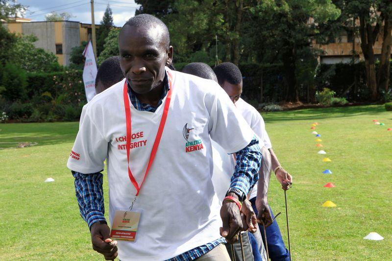 Athletics: Kipchoge's new shoes shatter two-hour barrier, fans shun...
