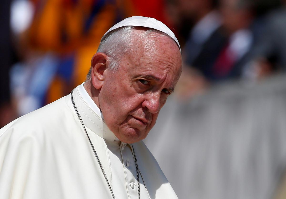 Pope abolishes 'pontifical secrecy' for sex abuse investigations