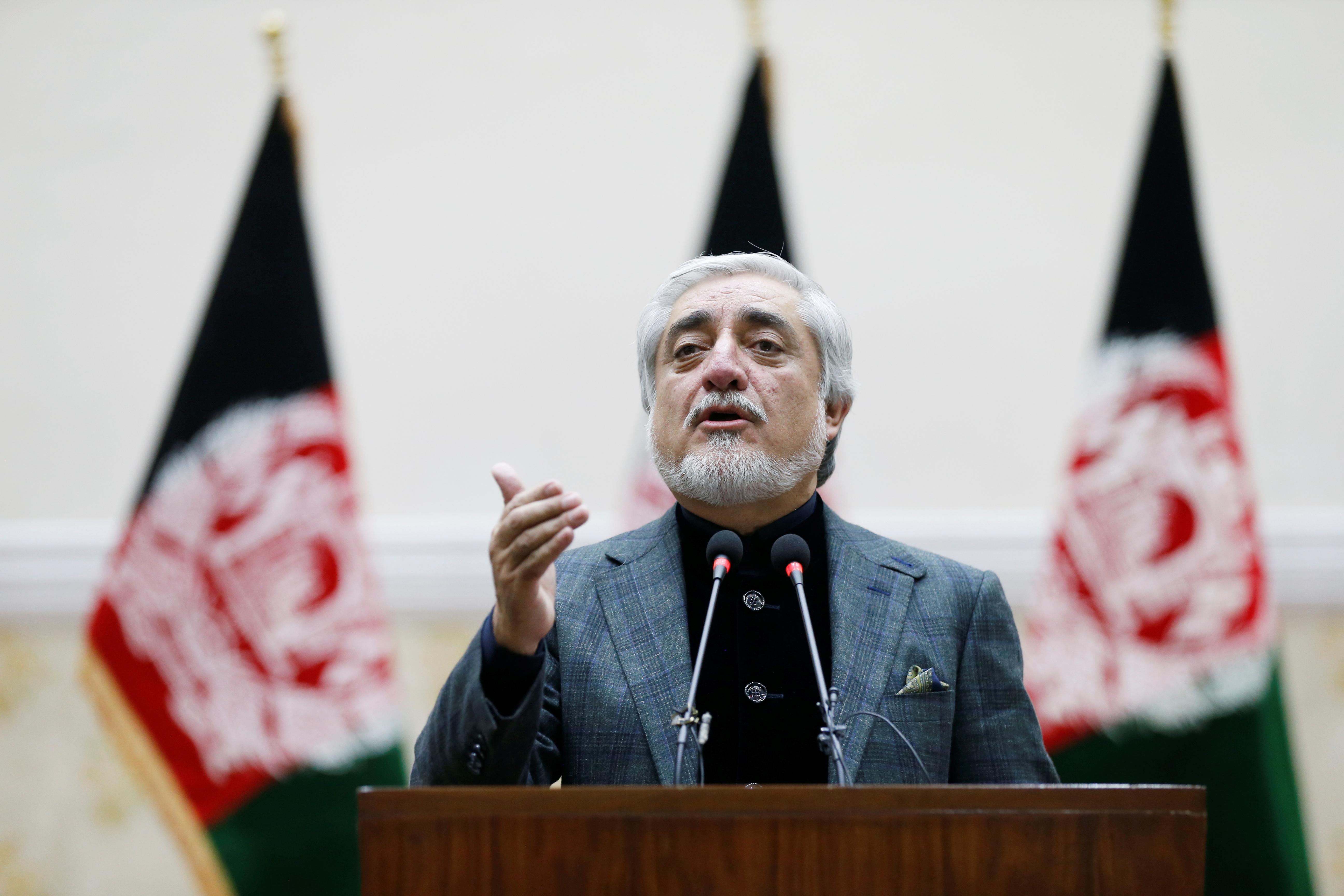 L'Afghanistan Ghani revendique une victoire étroite dans les résultats préliminaires du vote présidentiel