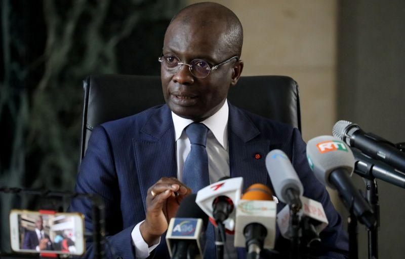 Image result for Ivorian presidential candidate to face trial after failed coup