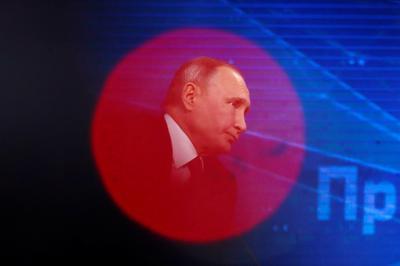 Putin's 20 years in power