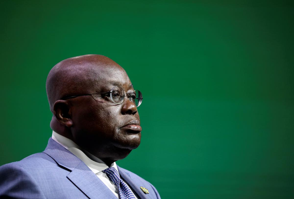 Ghana wants to join new West African currency but ditch euro peg