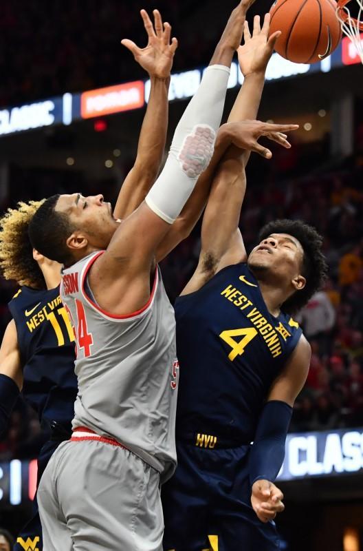 Top 25 du basket-ball: le numéro 22 de la WVU baisse le numéro 2 de l'Ohio State