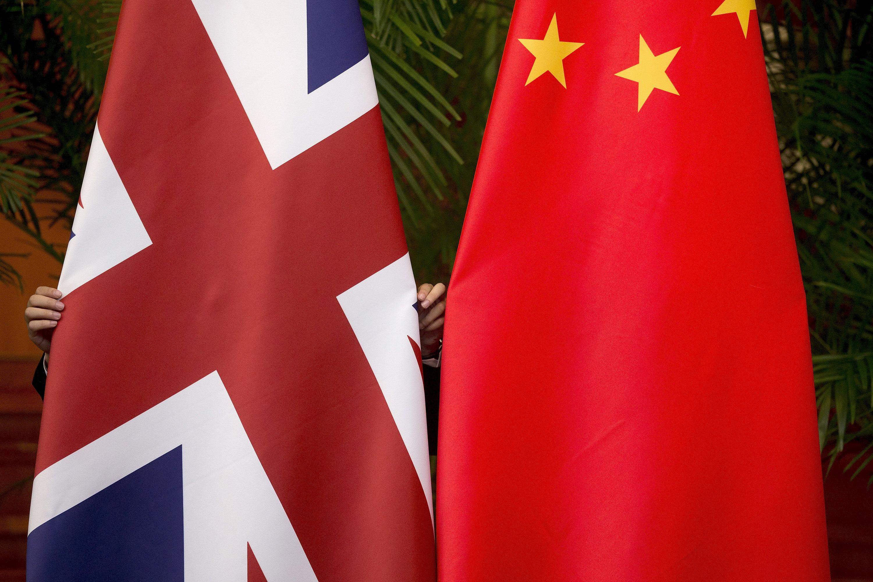 Exclusive: China halts British stock link over political tensions -...