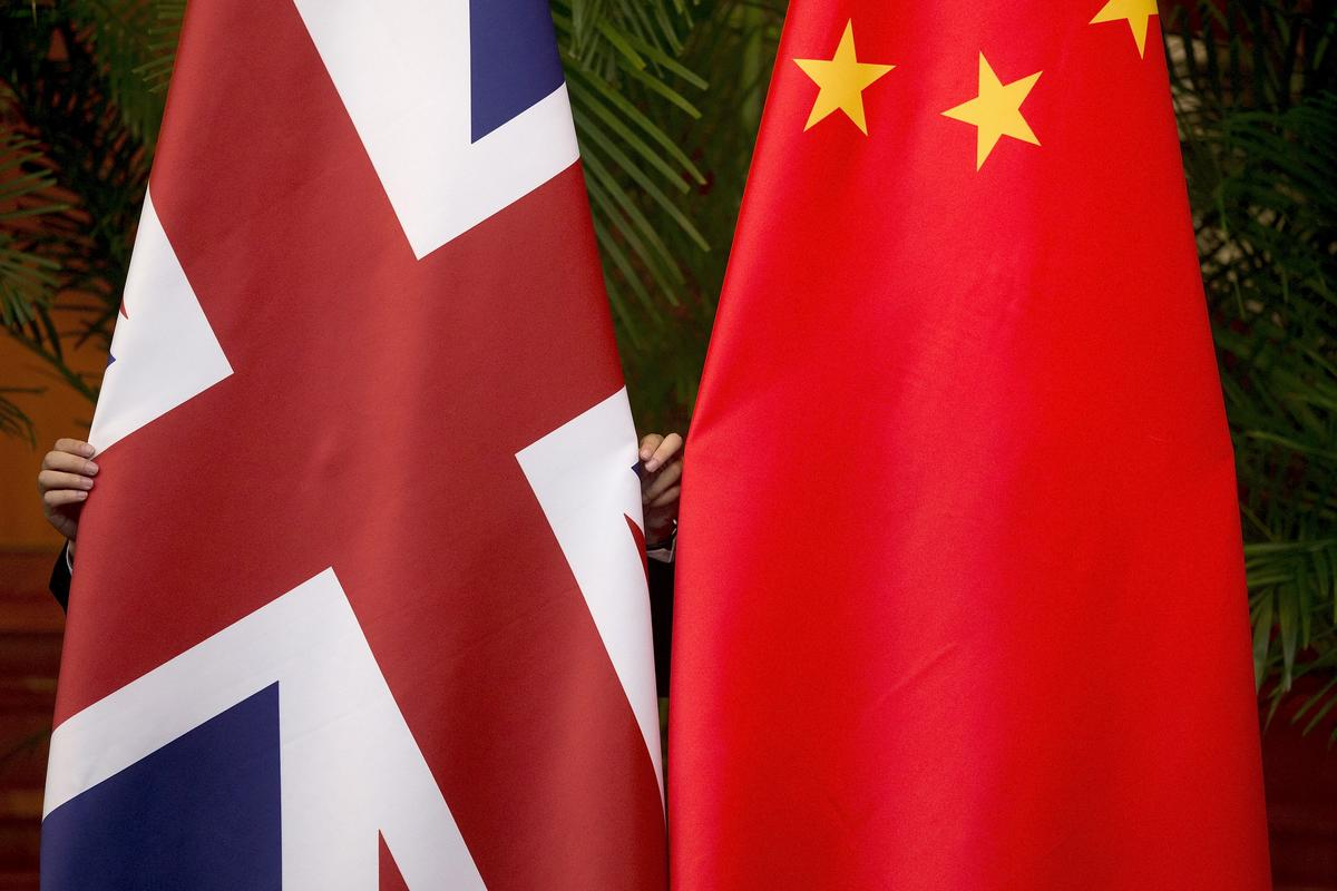 Exclusive: China halts British stock link over political tensions - sources