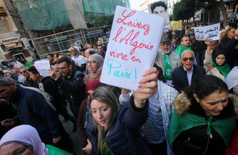 Algeria releases protest detainees