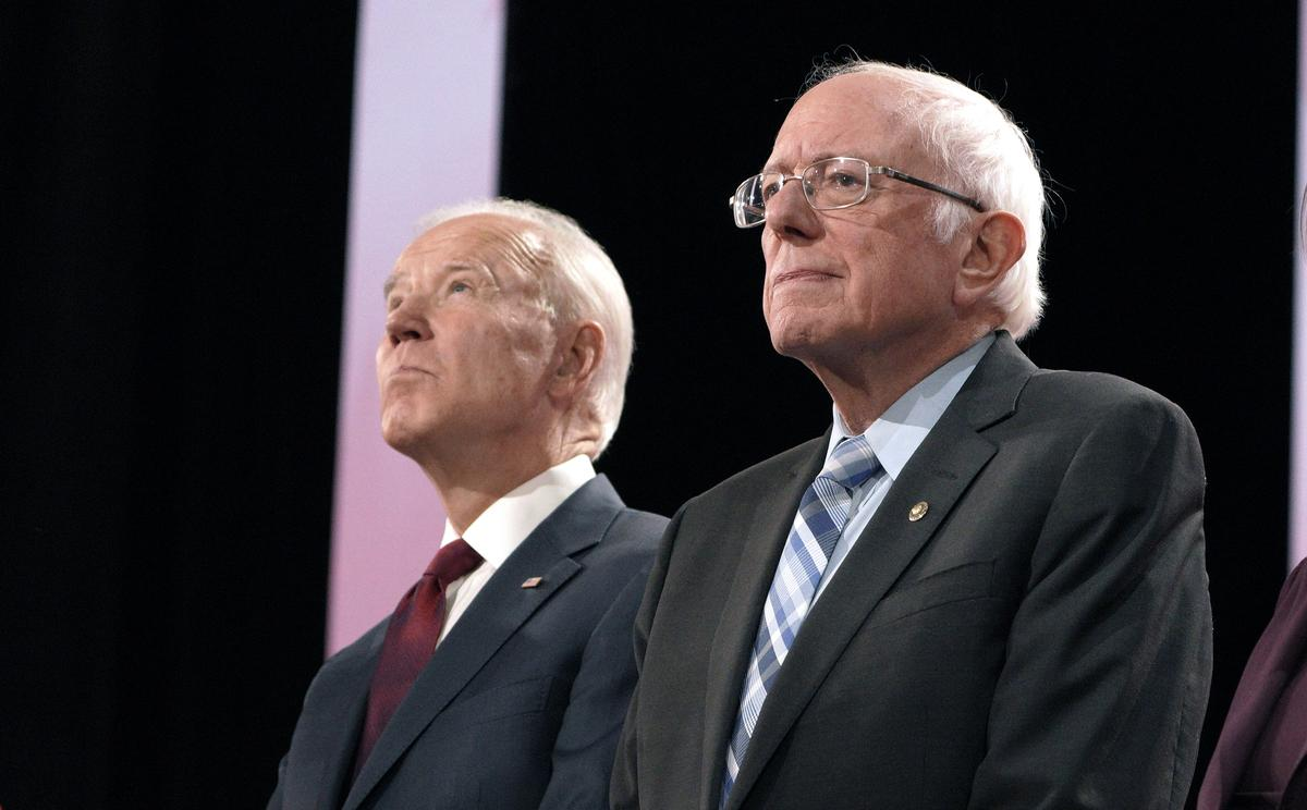 U.S. Democratic contenders condemn Iran strike, warn of war