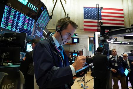 US STOCKS-Alphabet, Amazon keep S&P afloat as Middle East tensions persist
