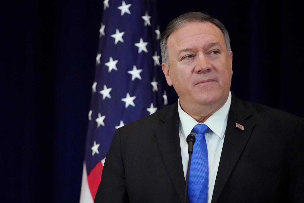Secretary of State Pompeo not planning 2020 Senate run: sources