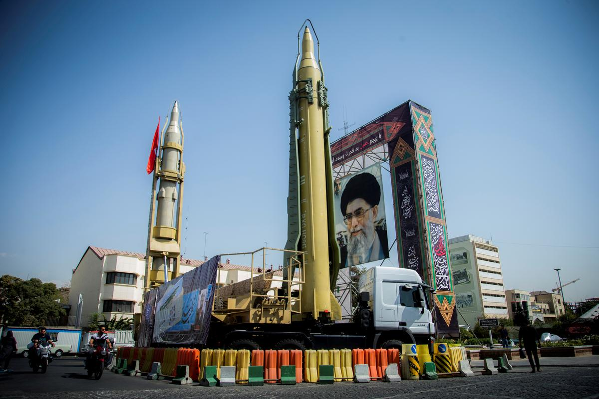 Outgunned, Iran invests in means to indirectly confront superpower enemy
