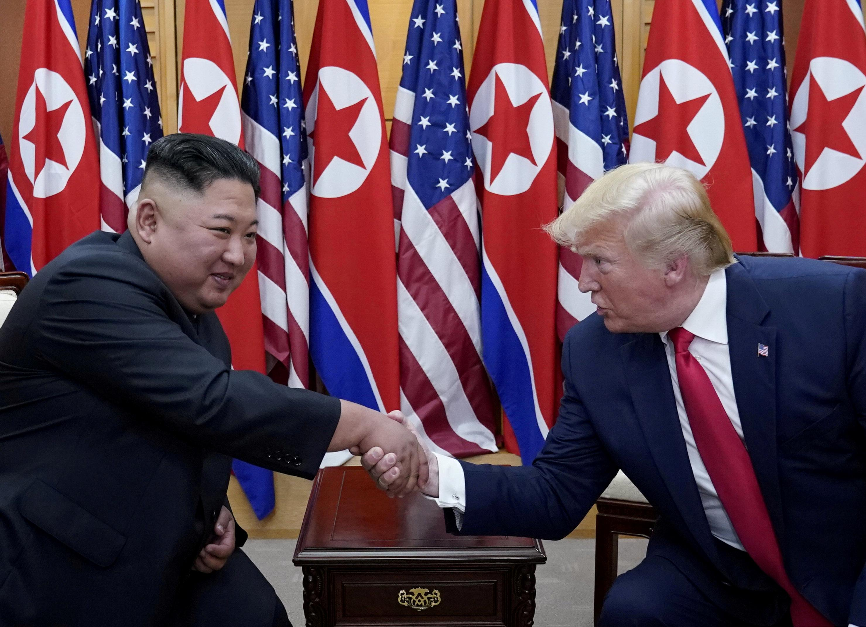 North Korea says leaders' relations not enough after Trump sends...