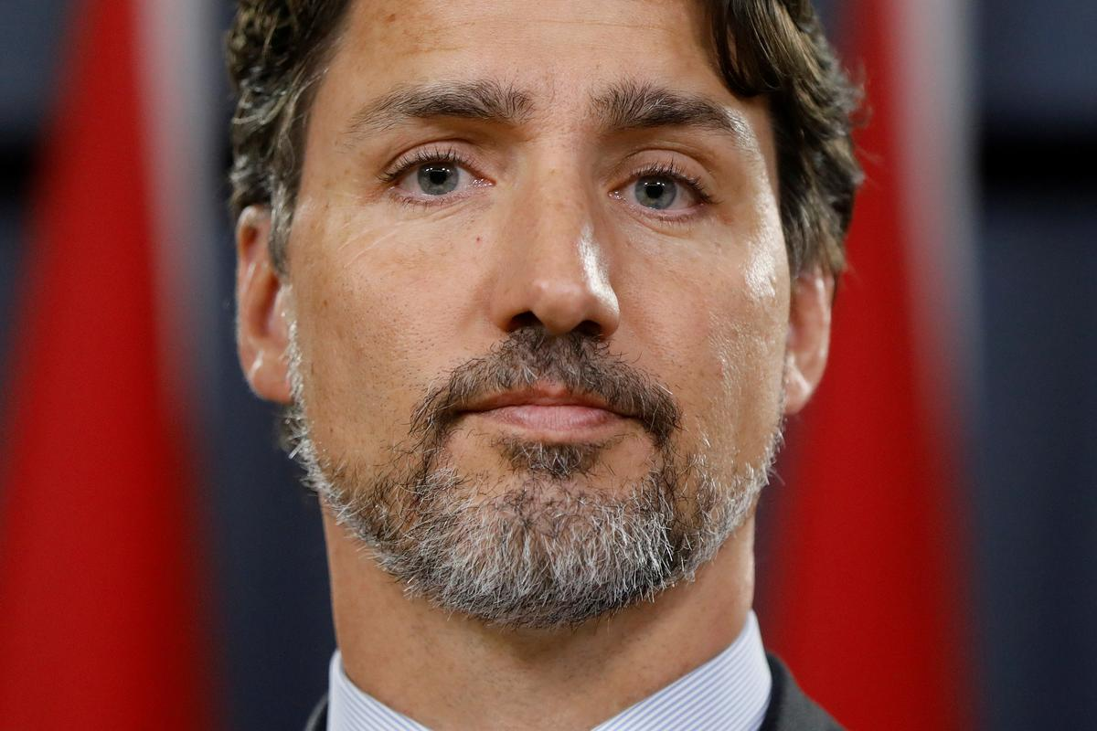 Canada's Trudeau says Iran must take full responsibility for shooting down passenger jet