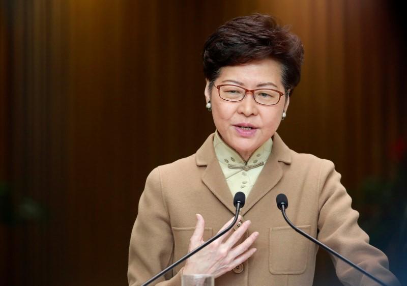 Hong Kong pledges $1.3 billion in economic relief amid unrest