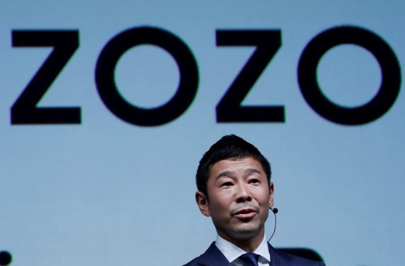 Billionaire Maezawa tops Japan's most followed Twitter rankings