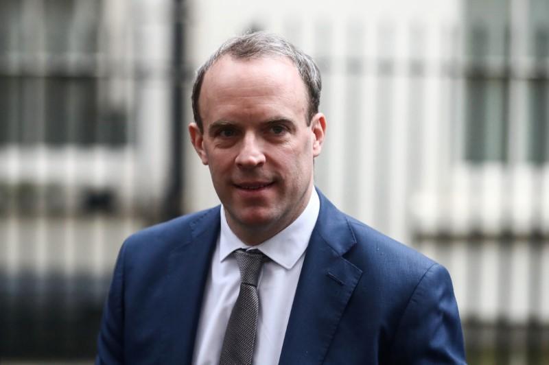 UK open to broader Iran deal that tackles destabilizing behavior: Raab