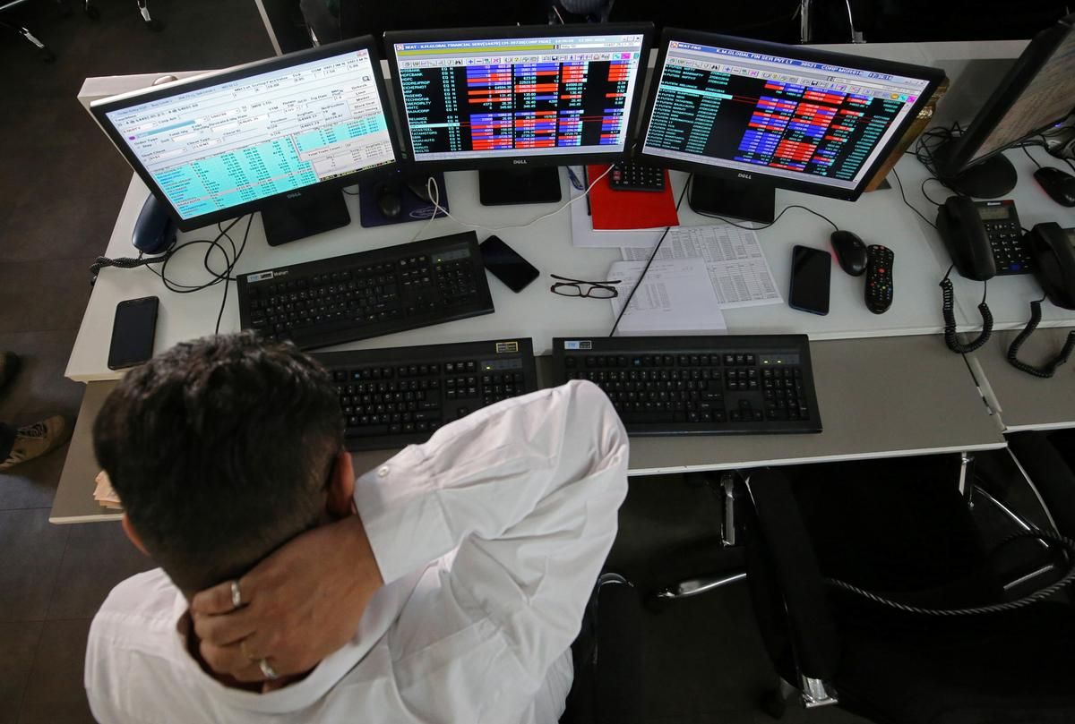 Indian stock rally loses steam ahead of U.S.-China trade deal
