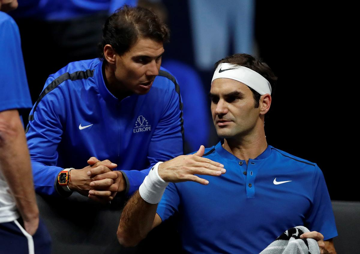 Rafa in good shape to equal Federer 20-Slam record