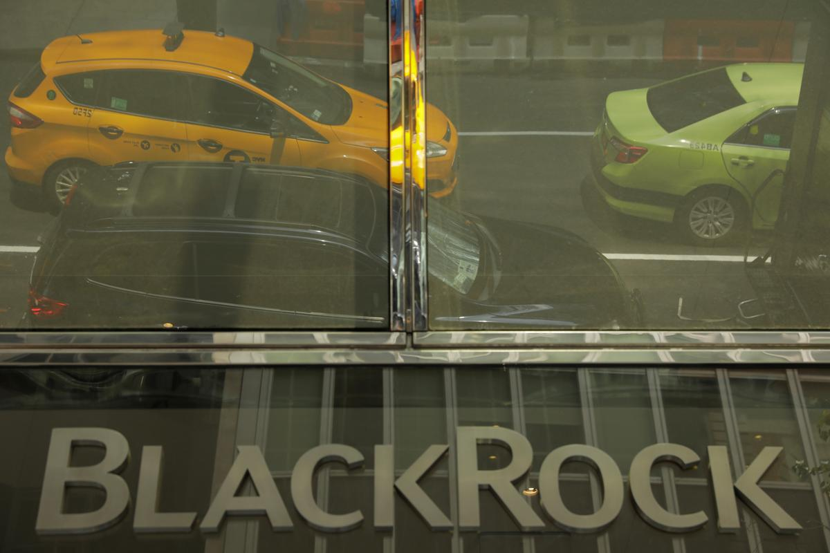 BlackRock beats profit estimates as assets swell to record $7.43 trillion