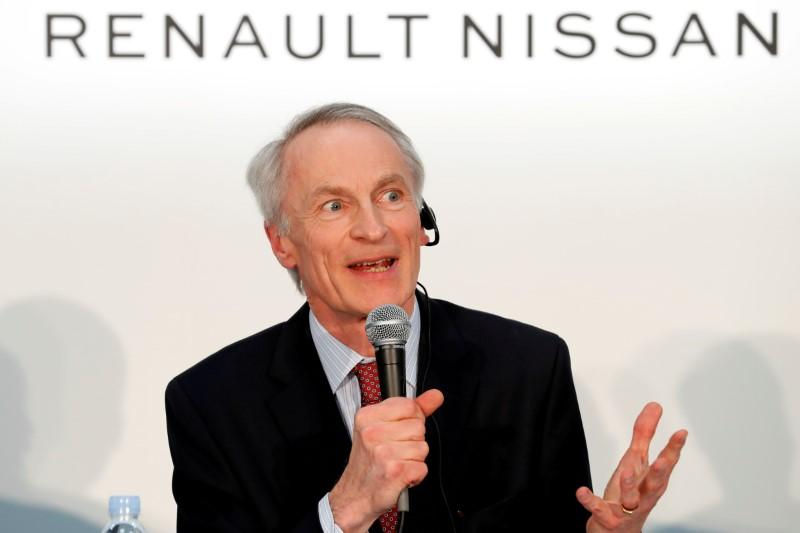 Renault, Nissan share 'real desire' to make alliance work: chairman