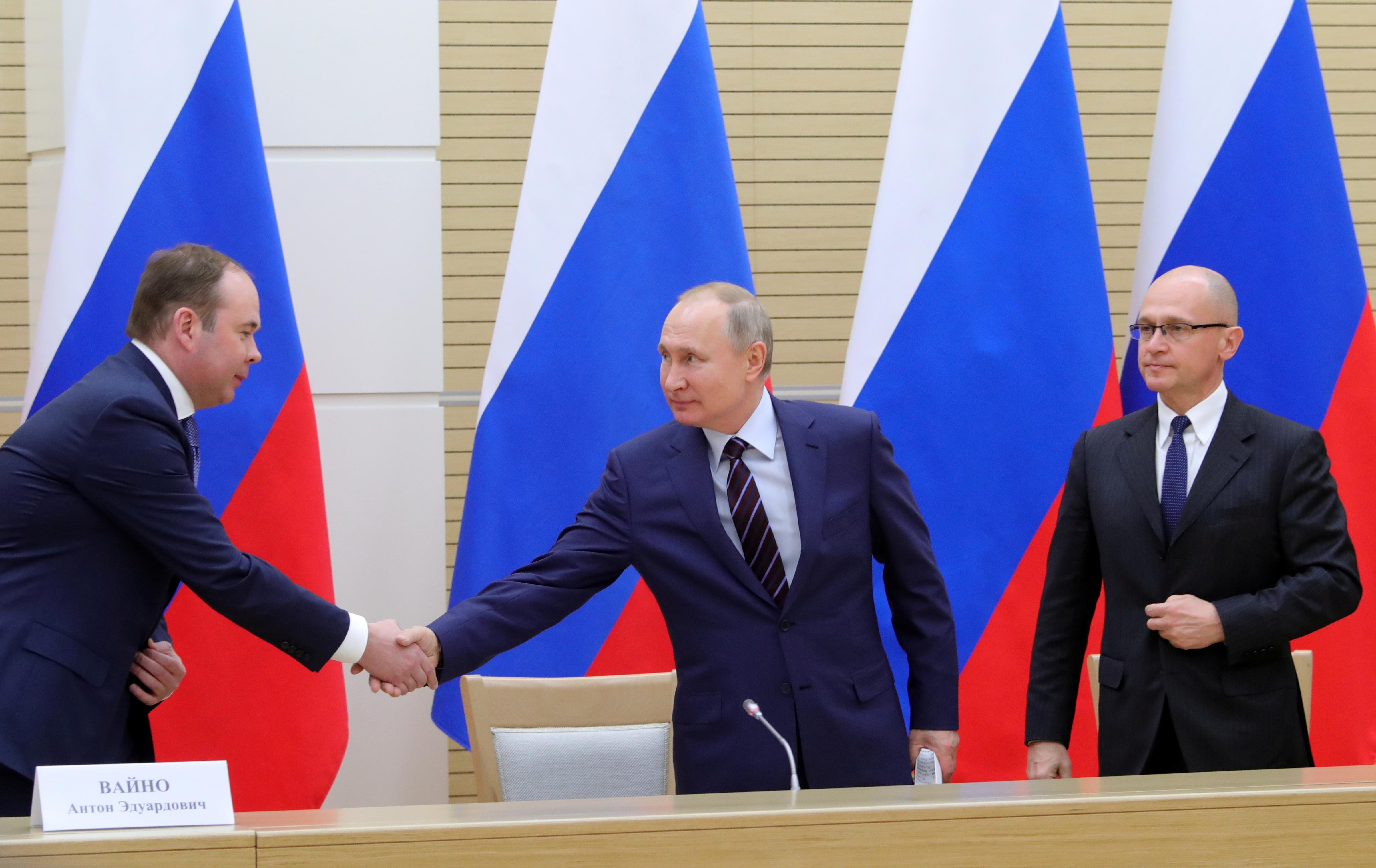 Image result for How Putin's shake-up of Russian politics could pan out
