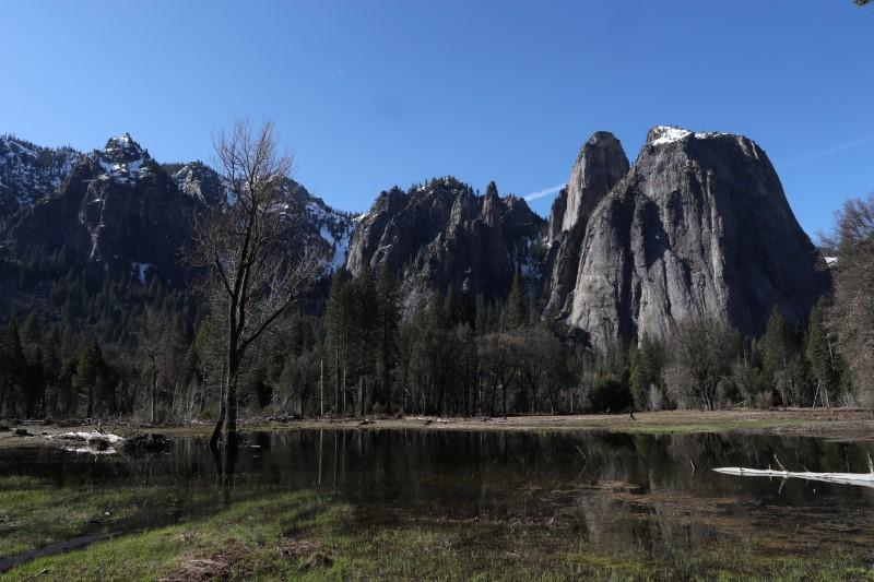 Yosemite National Park says 170 people ill in possible norovirus...