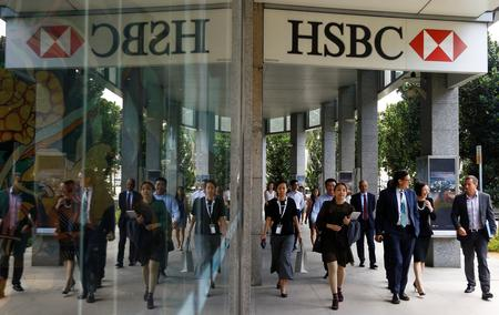 HSBC cutting around 100 staff in equities business: sources