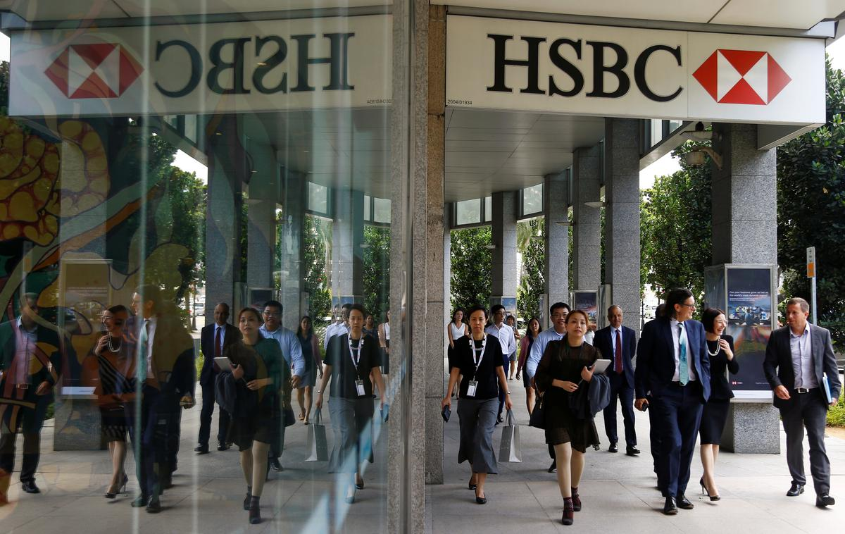 Exclusive: HSBC cutting around 100 staff in equities business - sources