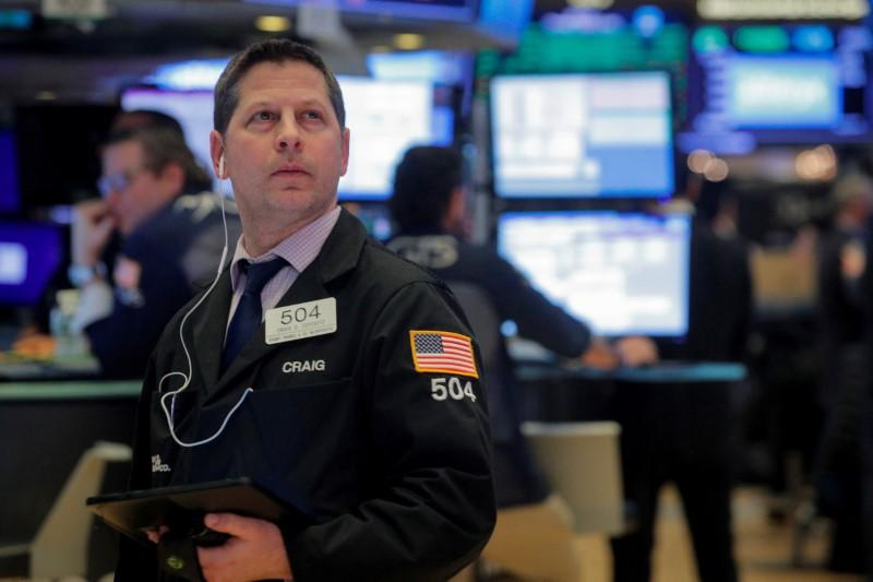 Wall Street hits new highs in strongest week since August