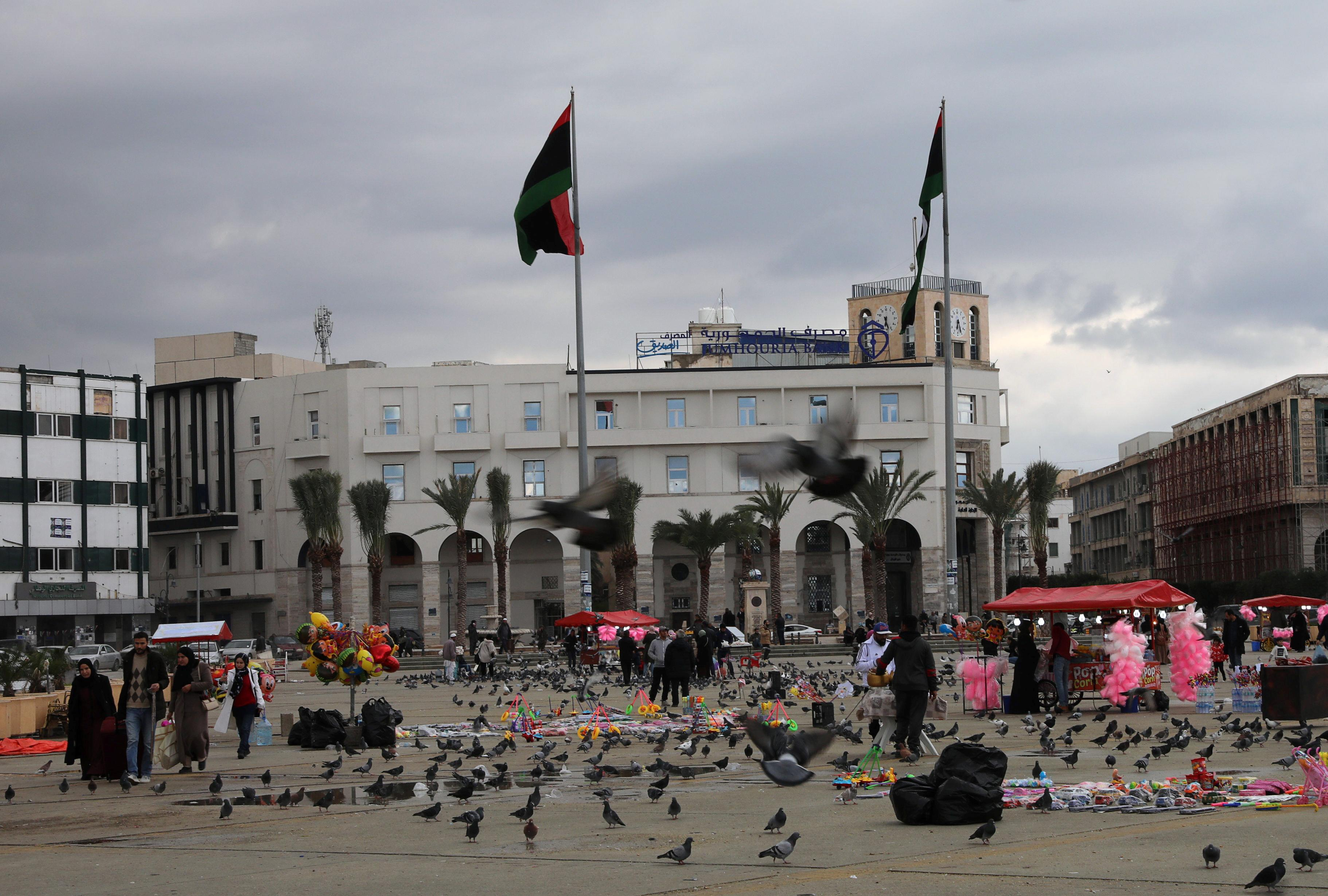 Foreign powers to push Libyan rivals for truce in Berlin