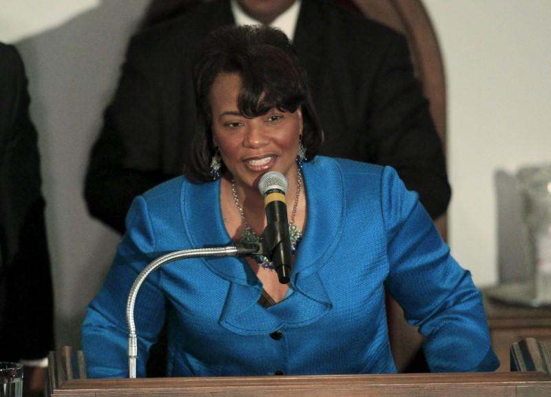 Martin Luther King Jr.'s daughter says U.S. voter suppression is...