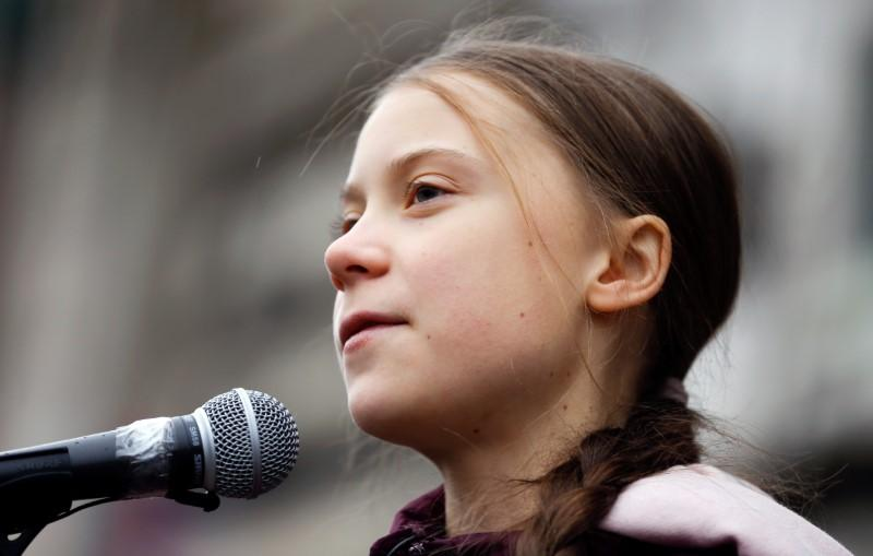 'You have not seen anything yet,' climate activist Greta says ahead...