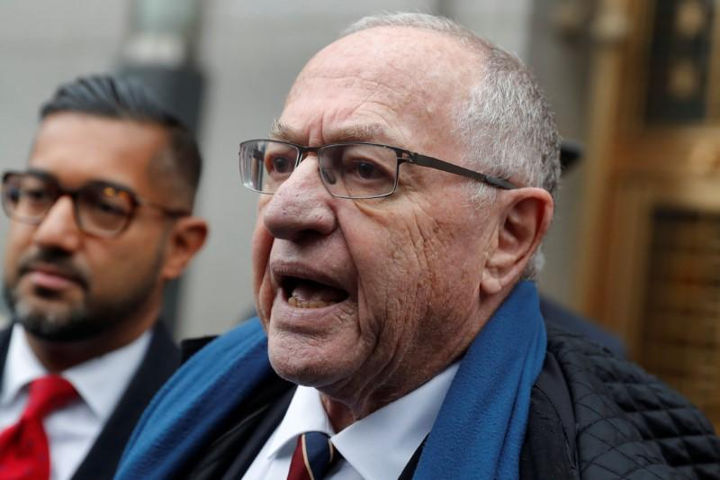 Factbox: Dershowitz, Starr among those on Trump's impeachment defense team