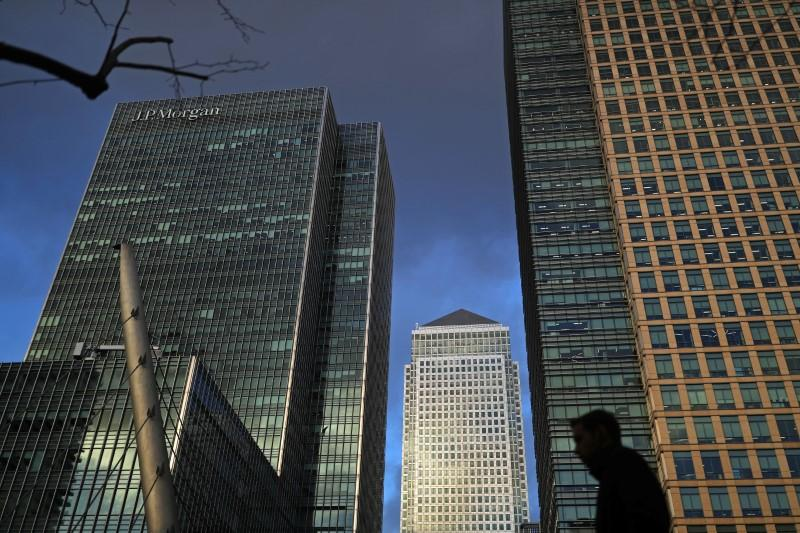 A thousand EU financial firms plan to open UK offices after Brexit