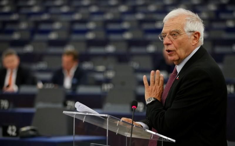 EU must consider ways to support Libya truce: Borrell