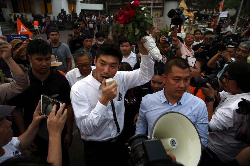 Thai court could dissolve opposition party on anti-monarchy allegations