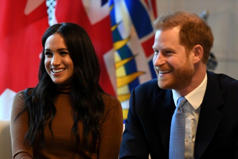 Explainer: The new life of Prince Harry and Meghan after split from royal family