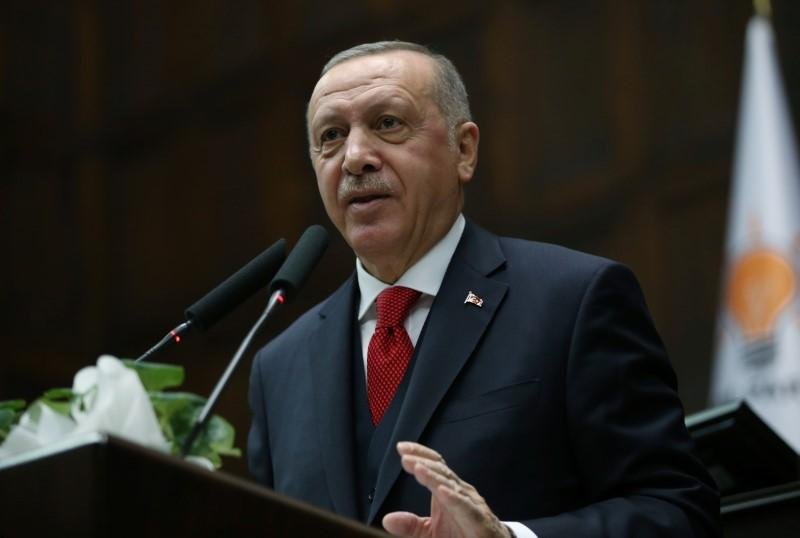 Erdogan says Turkey not yet sent troops to Libya, only advisers: NTV