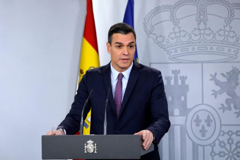 Spain PM Sanchez to meet with Catalan leader Torra first week of February