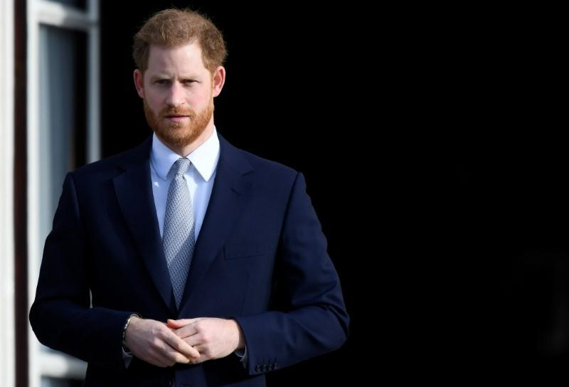 Prince Harry Says Coronavirus is Punishment for Messing With 'Mother Nature' — We Would Say Father God