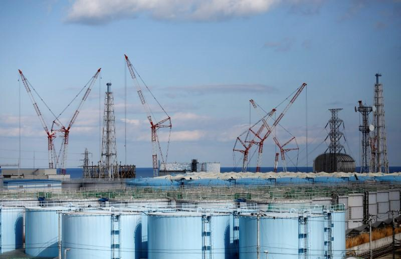 In an Olympic year, Japan faces decision over contaminated Fukushima water