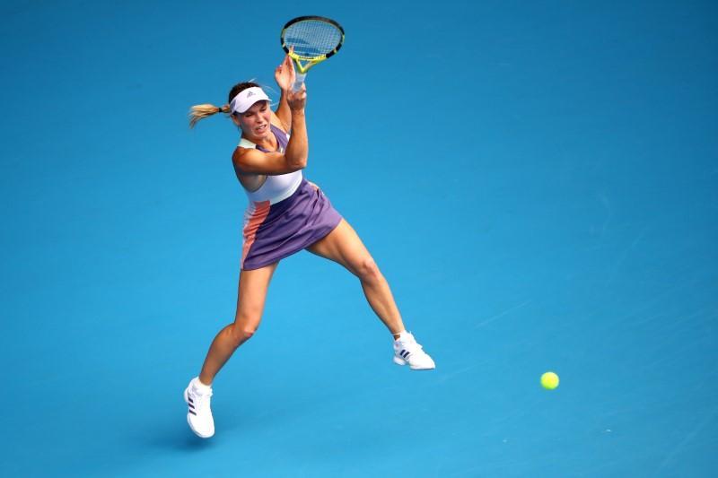Wozniacki rallies to tame Yastremska in Melbourne