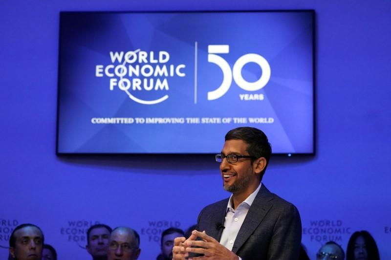 Davos 2020: Big Tech Seeks Reset